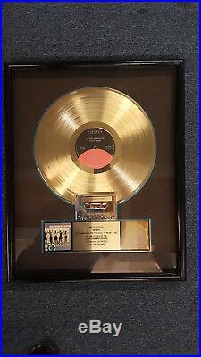 10,000 Maniacs / Natalie Merchant In My Tribe Riaa Gold Record Award