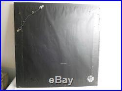 2001 RIAA Award ALICIA KEYS Platinum Gold Record Plaque SONGS IN A MINOR 34X34
