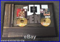 50 Cent Doppel Gold Award In Da Club Get Rich Or Die Tryin Universal Switzerland