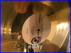 AC/DC HIGH VOLTAGE RIAA HOLOGRAM Gold Record Award LP Original