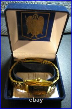 AWARD Men Watch RECORD Standard From Governor of the city of Kiev New Box