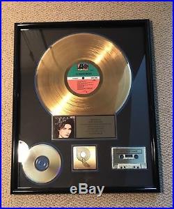 Alannah Myles Gold Record Sales Award RIAA Certified Atlantic Records