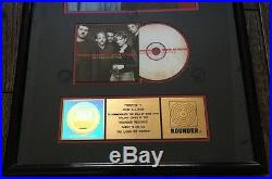 Alison Krauss & Union Station So Long So Wrong RIAA Gold Record Award Grammy