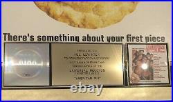 American Pie Movie Soundtrack Album RIAA Gold Record Award