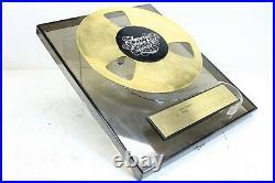 Ampex Golden Reel Award for Nena (famous for 99 Luftballons)