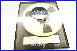 Ampex Golden Reel Award for Spliff 85555 (1982)