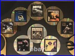 Atco Records 1992 Non-RIAA Gold Platinum Record Award ACDC Da Lench Mob En Vogue