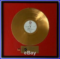 BEE GEES German GOLD RECORD AWARD E. S. P. LP 250,000 Sold NON-RIAA