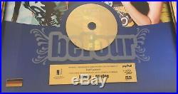 BeFour Gold Award goldene Schallplatte All4One 2007 Musikpreis Pop N´Roll
