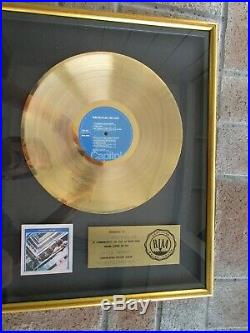 Beatles Gold Record Awards for Early Beatles and 1967-1970