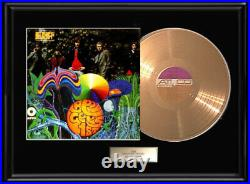 Bee Gees Debut Self Titled Lp Disc Gold Metalized Record Rare Non Riaa Award