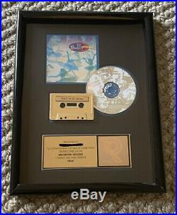 Belly Star RIAA Gold Record Award RARE