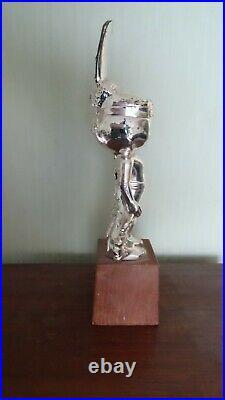 Bravo Otto Silberen Sieger Duran Duran 1985 Award Original No Gold Record Disc