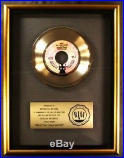 Brooklyn Bridge The Worst That Could Happen 45 Gold RIAA Record Award Buddah