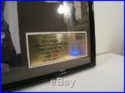 Bryan White (Debut Album) Gold Record Sales Award RIAA 1994