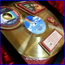 CONWAY TWITTY Hello Darlin' R E D Gold Record AWARD