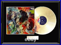 Canned Heat Boogie With Framed Lp Gold Metalized Record Non Riaa Award Rare