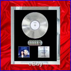 Cher Dancing Queen Multi (gold) CD Platinum Disc Lp Vinyl Record Award Display
