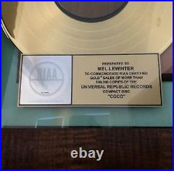Colbie Caillat Coco Debut Album RIAA Gold Record Award