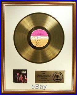 Cream Fresh Cream LP Gold RIAA Record Award Atco Records To Cream, Clapton