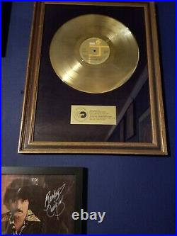 Creedence Clearwater Revival CHRONICLE Original German Gold Record Award