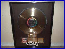 Crowded House Riaa Gold Record Award Debut Album Dont Dream Its Over So Strong