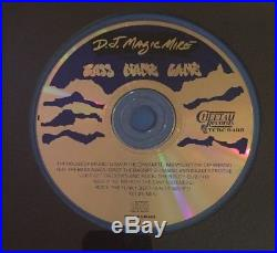 D. J. Magic Mike Bass Is The Name Of The Game RIAA CERTIFIED GOLD RECORD AWARD