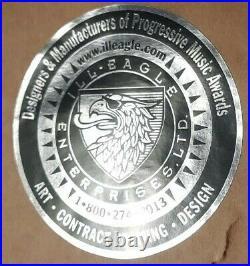 DEADMAU5 Original RIAA Gold Record Award EDM House Techno Dance Music Very Rare