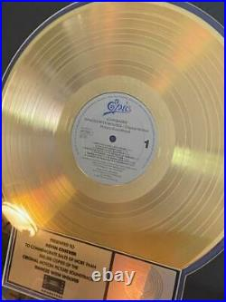 Dances with WolvesJohn Barry RIAA Gold Record AwardPresented to KEVIN COSTNER