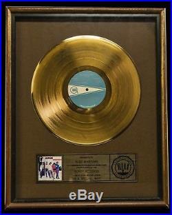 Debarge In A Special Way Original Gold Record Riaa Award