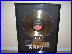 Dokken Riaa Gold Record Award Under Lock And Key In My Dreams Unchain The Night