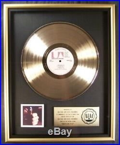 Don McLean American Pie LP Gold RIAA Record Award United Artists Records