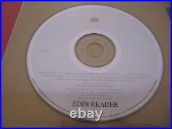 Eddi Reader 1994 Uk Bpi Gold Award To Geoff Travis At Blanco Y Negro Records