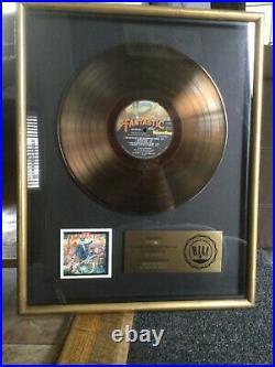Elton John RIAA Gold Record Award