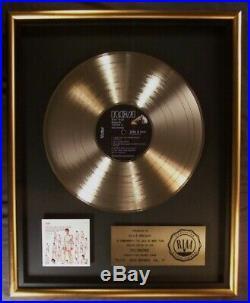 Elvis Presley Elvis' Gold Records Vol. 2 LP RIAA Record Award RCA Record
