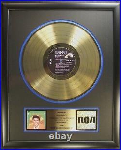 Elvis Presley Elvis' Gold Records Volume 4 LP Gold Non RIAA Record Award RCA