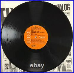 Elvis Presley Worldwide Gold Award Hits Vol. 2 RCA LPM 6402 LPs With Material Ex