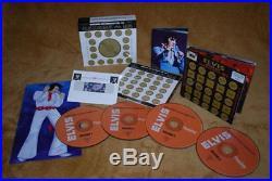 Elvis Worldwide Gold Award Hits Vol 1 & 2 2 CD Digipack NEW & SEALED