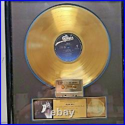 Epic records basia gold album time and tide album awards Barbara Stanisawa Trze