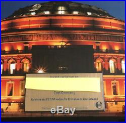 Eric Clapton Gold Award Live At The Royal Albert Hall Slowhand at 70 DVD Award