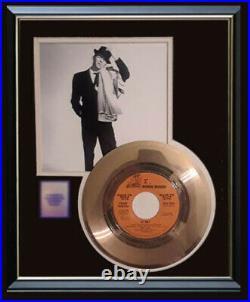 Frank Sinatra My Way 45 RPM Gold Metalized Record Rare Non Riaa Award