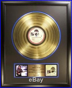 George Harrison Cloud Nine 9 LP Gold Non RIAA Record Award Dark Horse Records