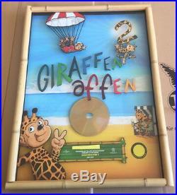 Giraffenaffen 2 Gold Award Giraffenaffen 2 Revolverheld Oerding Bourani