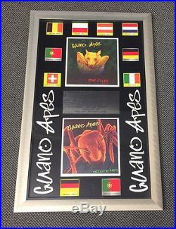 Guano Apes Multi Gold + Platin Award USA don´t give me names + proud like a god