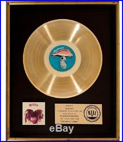 Heart Dreamboat Annie RIAA Gold Record Award Ann & Nancy Wilson
