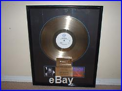 Janes Addiction Perry Farrell Riaa Gold Record Award Nothings Shocking