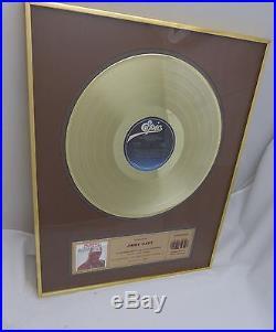 Jimmy Hart (Hulk Hogan) Gold Award Kanada Piledriver THE WRESTLING ALBUM II