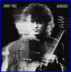 Jimmy Page official Outrider RIAA Gold Record Award Led Zeppelin Wasting My Time