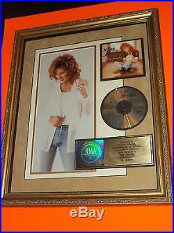 Jo Dee Messina IM Alright Riaa 500,000 Certified Gold Sales Award Curb Records