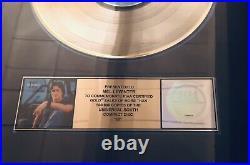 Joe Nichols III 3 Three Album RIAA Gold Record Award Country Music SEE PHOTOS